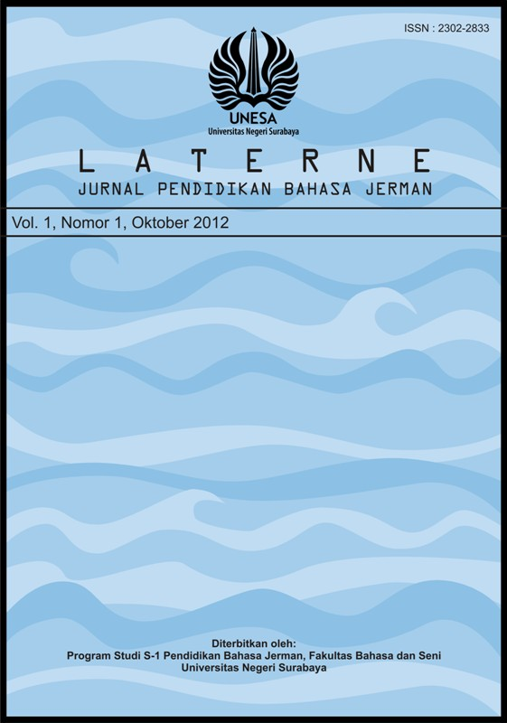 Jurnal Laterne